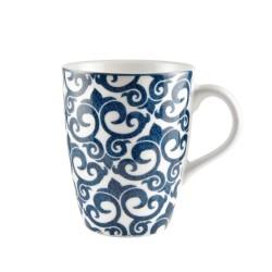 κούπα batik blue